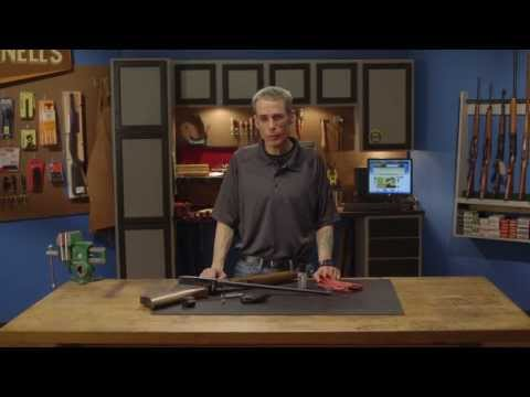 Firearm Maintenance: Ruger 10/22 Lubrication — Part 3/4