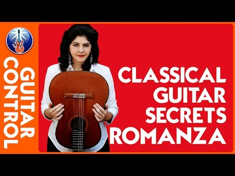 Classical Guitar Secrets - Romanza