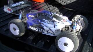 Team Associated RC8.2e RS RTR 1st Run & Initial Review