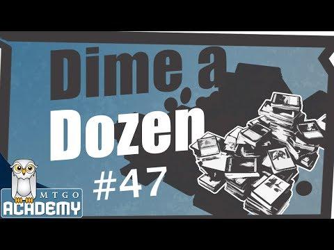 Dime a Dozen #47 – Round 2, Pauper RUG Affinity, 5 June 2014