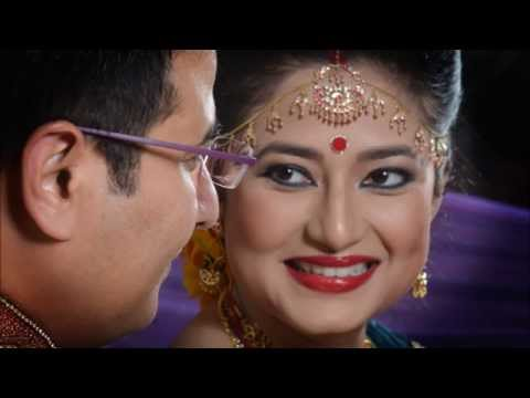 Big Fat Assamese wedding - Preeta and Priyangshu