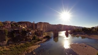 Hasankeyf, su altinda kalmadan ziyaret edin..! Go there, before it