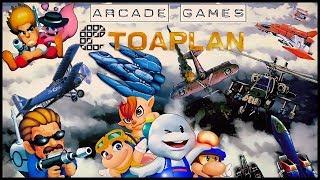 Arcade Games TOAPLAN Collection