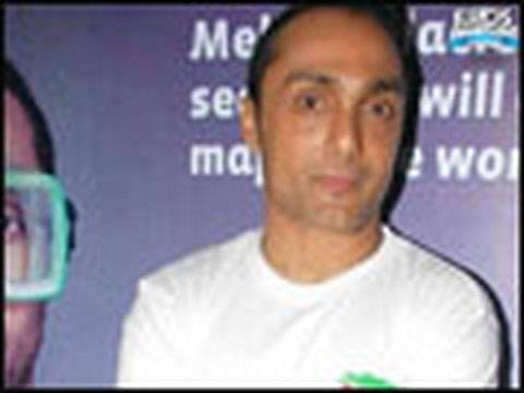 Rahul Bose Launches his Environment Blog Video