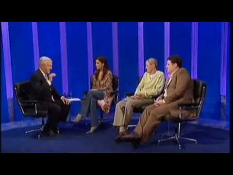 Sandra Bullock on Parkinson (2005) - Part 1