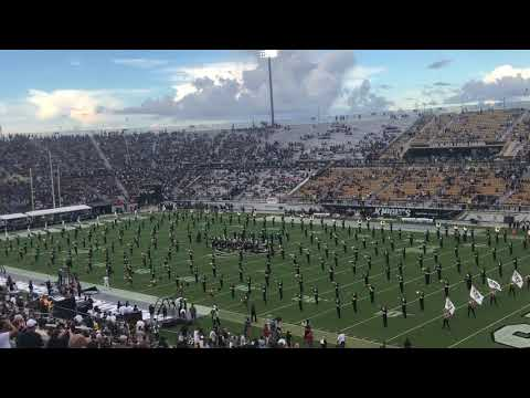 UCF Marching Knights Pre-game Show 1 9/8/2018