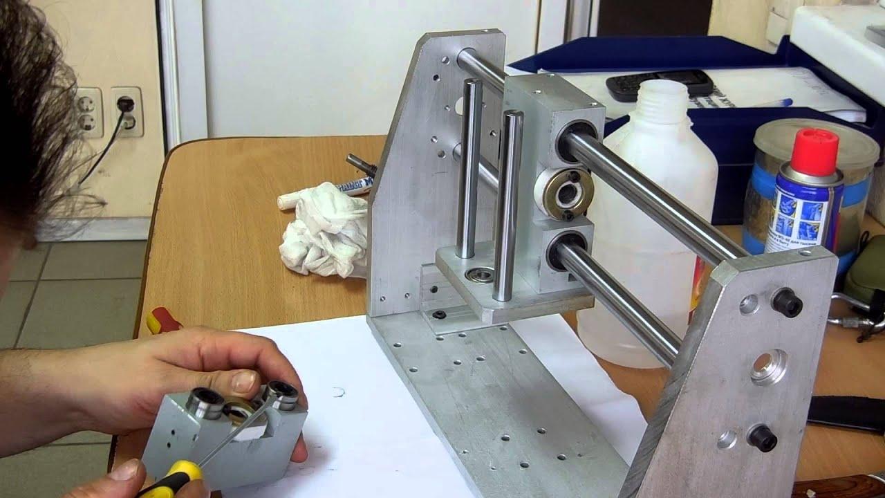 Модернизация чпу своими руками