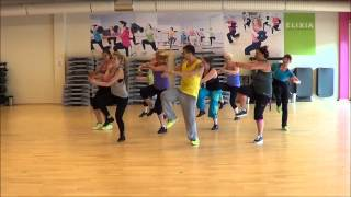 Give it to har Zumba style con Don Antonio