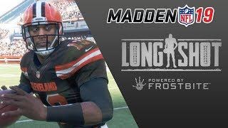 What To Expect From Longshot In Madden 19!