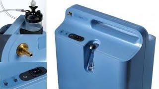 concentrador de Oxigeno Everflo como funciona un cocentrador de Oxigeno Everflo Respironics