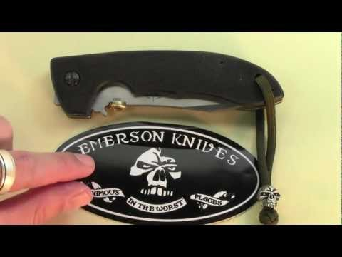 Emerson CQC-8 Review