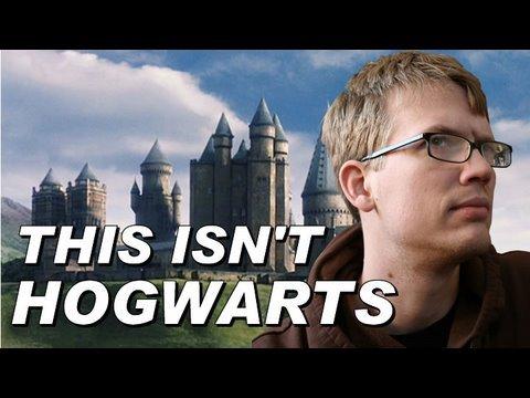 Hank Green - This Isnt Hogwarts