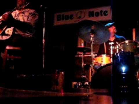 Melvin Sparks at the Blue Note in NYC (part 1)