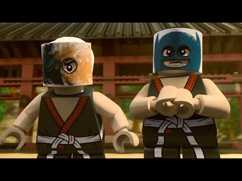 LEGO Justice League Gotham City Breakout   Deathstroke's Origin   DC Kids