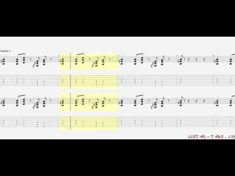 The Offspring Tabs - Come Out And Play