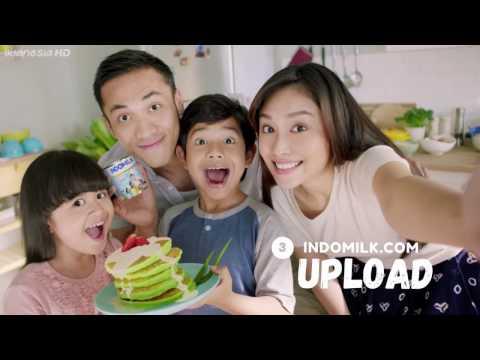 Iklan Indomilk - Kontes Resep Kondang Keluarga Nempel 30s [2017]
