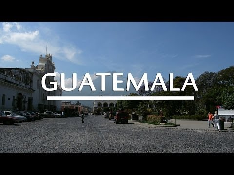 Travel Guide to Antigua/Guatemala (HD)