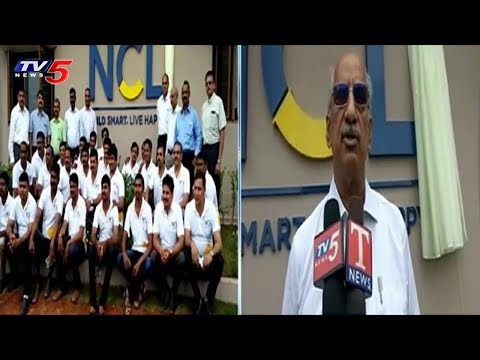 NCL Plant Inaugurated in Gundlapochampally, Medchal | TV5 News