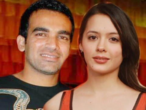 Isha Sharvani And Zaheer Khan Marriage Isha Sharvani  amp Zaheer Khan to