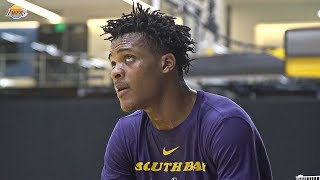 Jemerrio Jones receives NBA Call-Up to the Los Angeles Lakers
