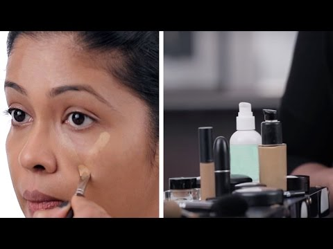 How To Apply Concealer To Hide Dark Circles. Pimples And Pigmentation - Glamrs