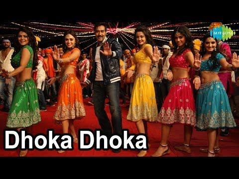 Dhoka Dhoka Official Item Song | HIMMATWALA | Ajay Devgn | Tamannaah...
