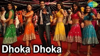 Himmatwala - Dhoka Dhoka Official Item Song | HIMMATWALA | Ajay Devgn | Tamannaah