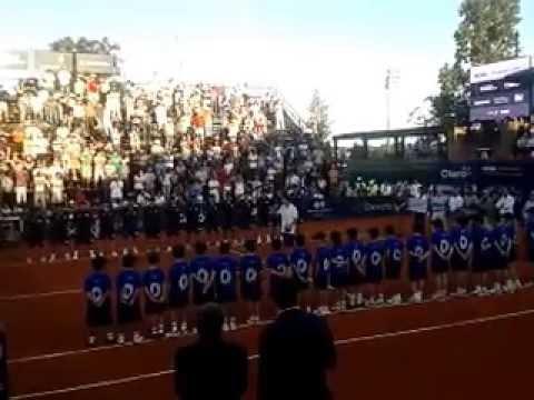 ATP Challenger Tour Uruguay Open 2014 Pablo Cuevas agradecimiento final