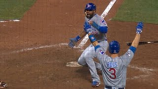 2016 NLDS Gm4: Cubs rally in 9th, take lead