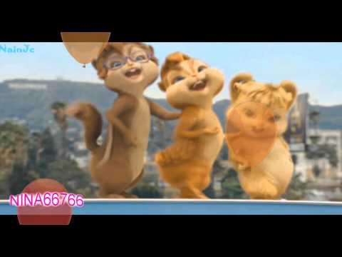 Happy Birthday To You-chipmunk video