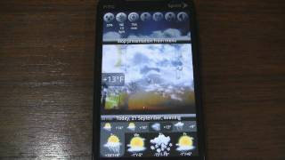 MobilityFlow Animated Weather App for Android