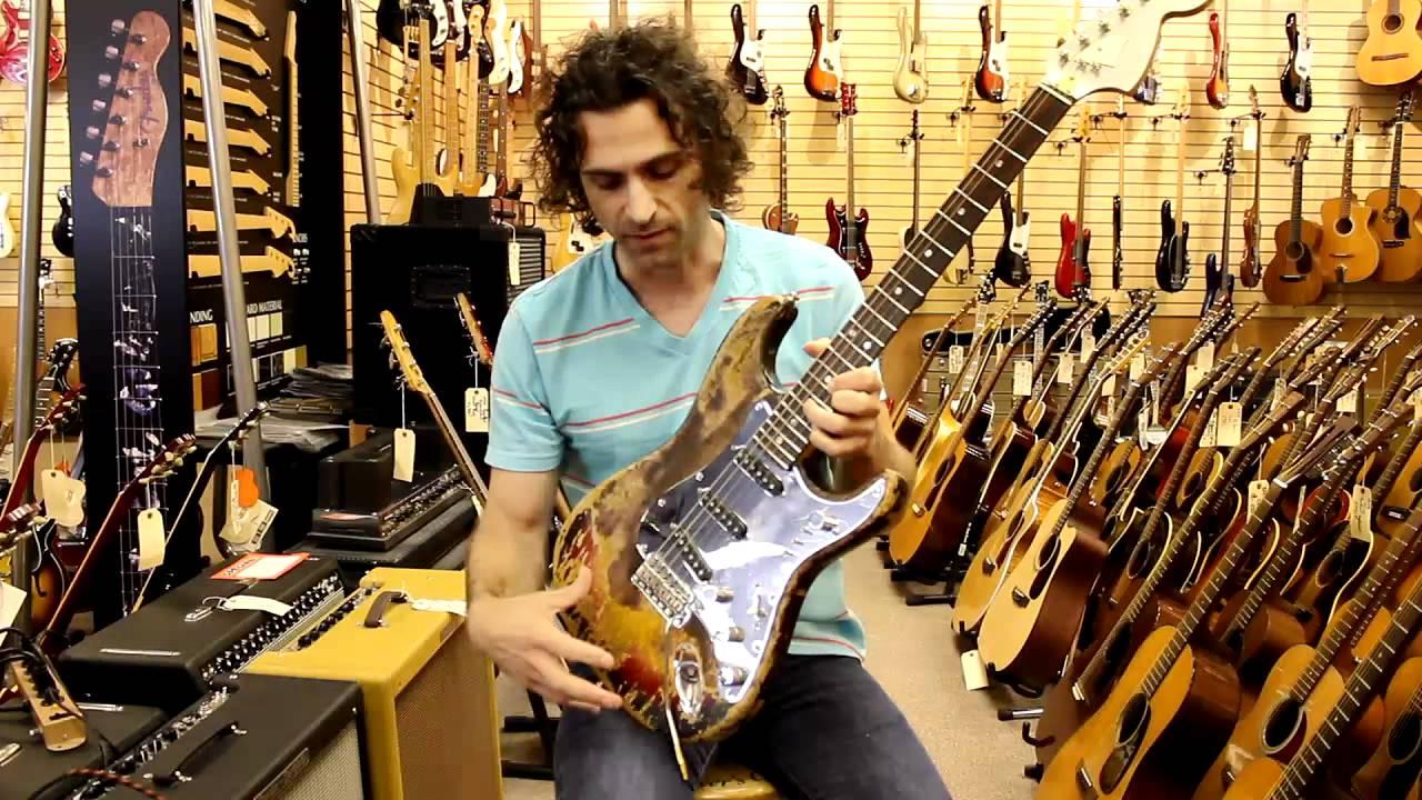 Gear Rig Guitar Hendrix's Guitars And Gear