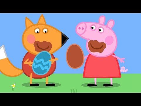 Свинка Пеппа на русском все серии подряд 🥚Счастливой Пасхи! 🐥Мультики