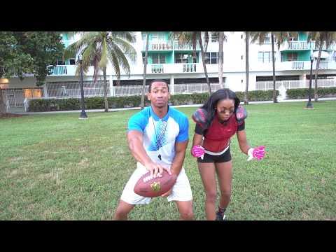 Teaching Bae Football