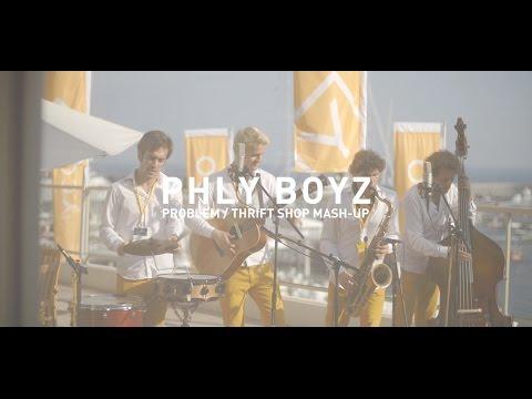 The Phly Boyz - Problem/Thrift Shop Mash-Up (Live Cover)