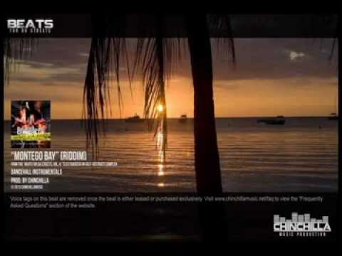 New | 2013 | Dancehall Instrumental   Beat - montego Bay [ Riddim ] video