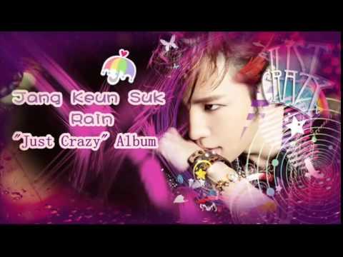 Jang Geun Suk   Rain Just Crazy Album