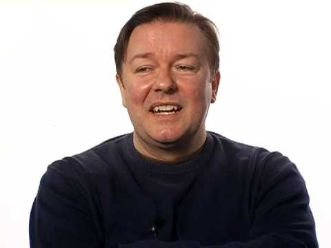 Ricky Gervais: On Celebrities