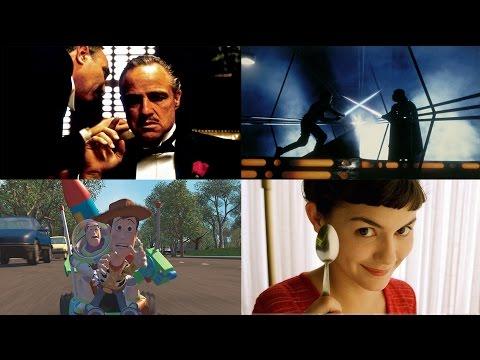 120 năm ngành phim được tóm tắt trong clip 7 phút