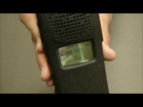 County Portable Radio