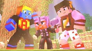 Minecraft: PARKOUR HACKER - FILHO DO THOR ‹ AM3NIC ›