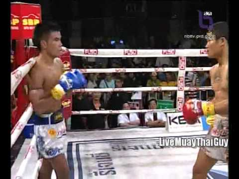 Thepnimit Sitmonchai vs Daofai Sitjagung 9th November 2013 Image 1
