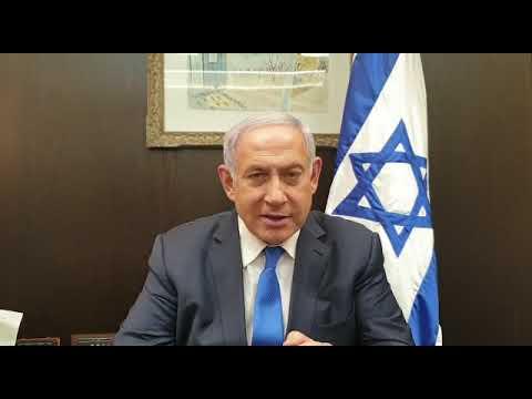 """רה""""מ נתניהו בהתייחסות לניסיון הצבא הסורי לפגוע במטוס ישראלי"""