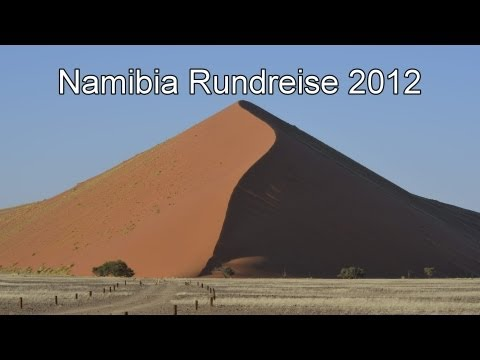 Unsere Namibia Rundreise 2012 - mit Berge & Meer (FullHD/1080p)