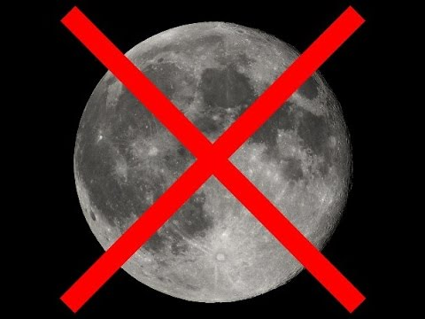 Creationist Doesn't Believe In The Moon (DP)