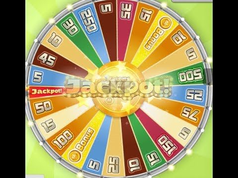 How to win jackpot on fortune wheel in Avataria
