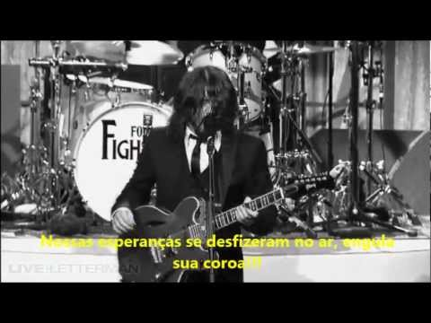 Foo Fighters - Rope (Legendado - Português)