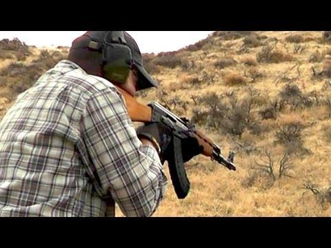Zastava O-PAP M70 AK-47: First Shots