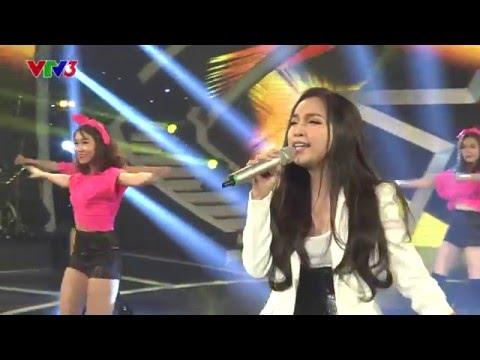 Vietnam's Got Talent 2014 - ĐÊM TRÌNH DIỄN & CÔNG BỐ KQ BK 5 - Hiền Thục