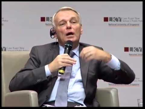 2012 Lee Kuan Yew School of Public Policy France, Europe and Asia : New Perspective and Oppor